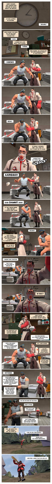 Strict Soldier's guide for MvM: Medic