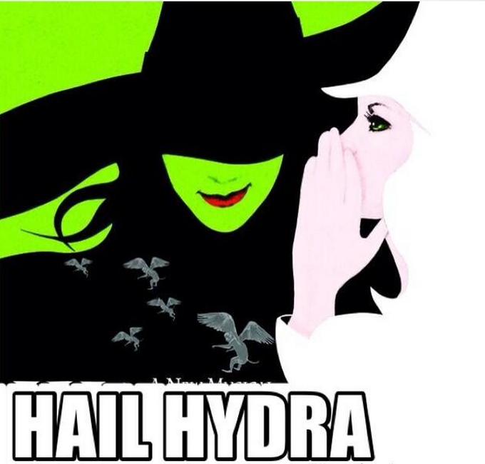 Hail Hydra Wicked