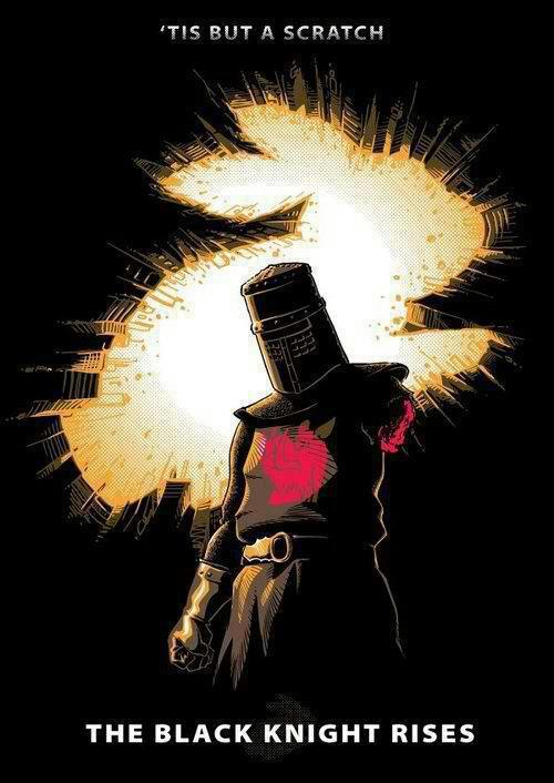Black Knight Rises
