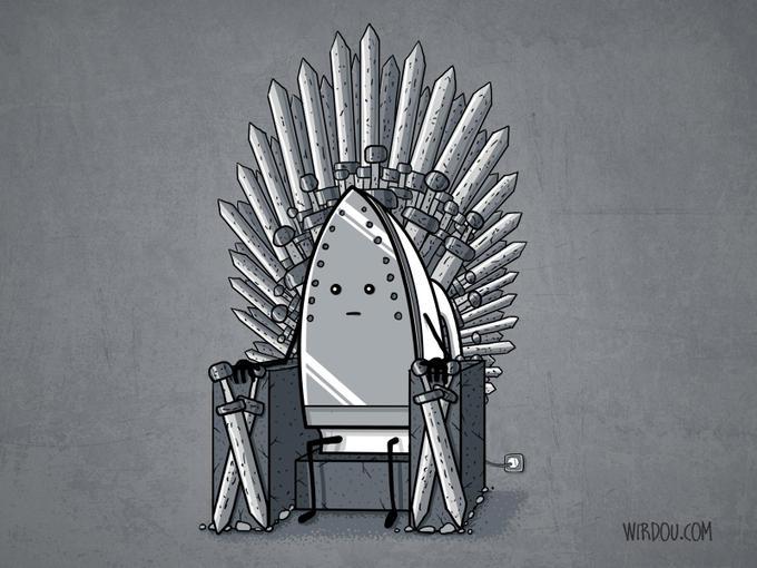 Iron Iron Throne