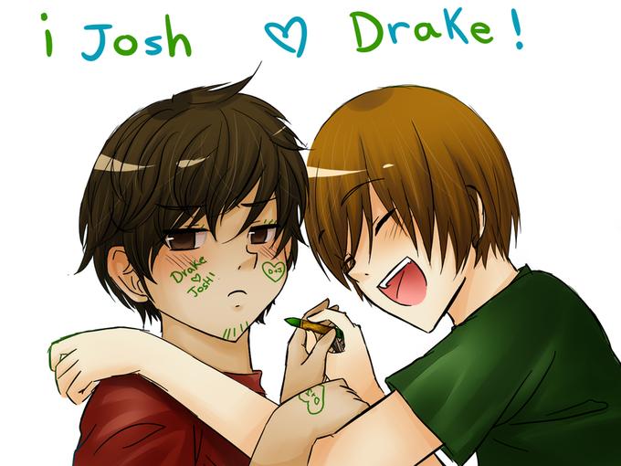 Cute Drake and Josh