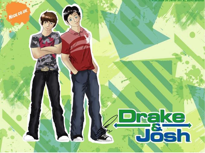 Splat Drake and Josh