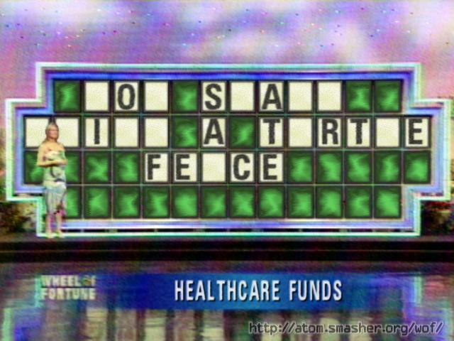 Wheel of Fortune Healthcare
