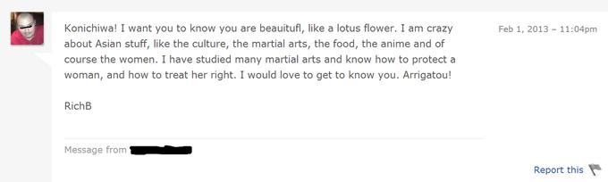 OKCupid Creep