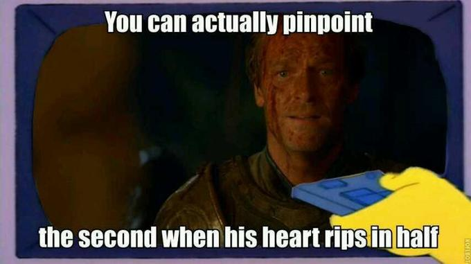 Jorah of House Friendzone