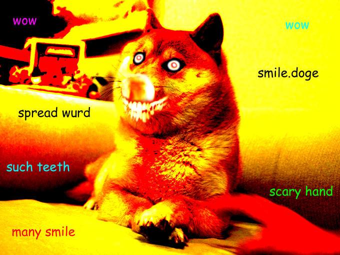 Smile Doge