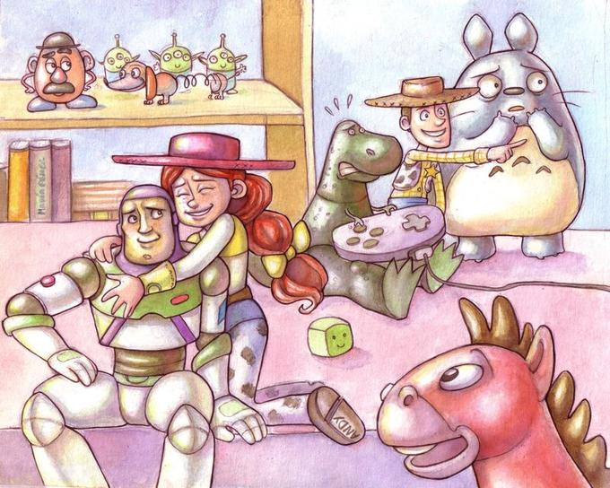 Toy Story Video Games