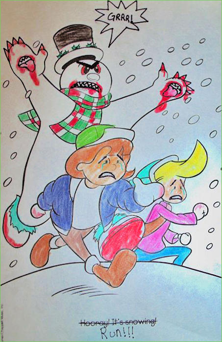Run From Frosty