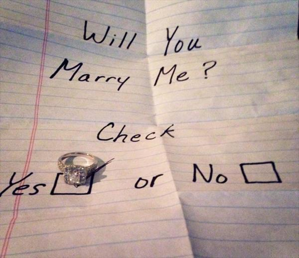 marriage yes or no