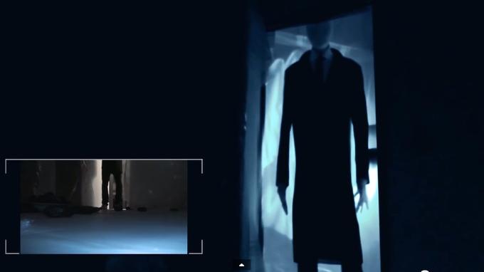 "Slender revealed in ""No Privacy In Public"" [2014]"