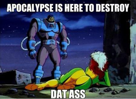 Rogue Dat Ass