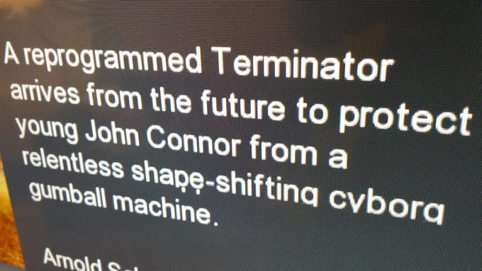 Terminator 2 x Regular Show (Cartoon Network)