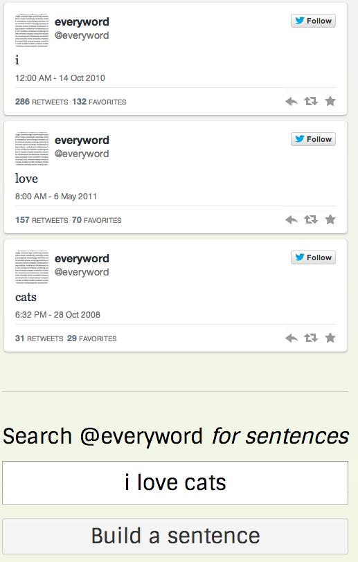 Search Everyword