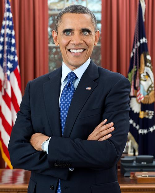 President Eyes