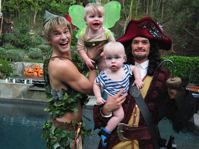 Peter Pan Family