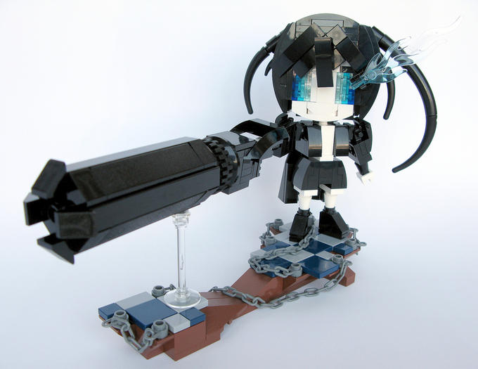 LEGO Black★Rock Shooter