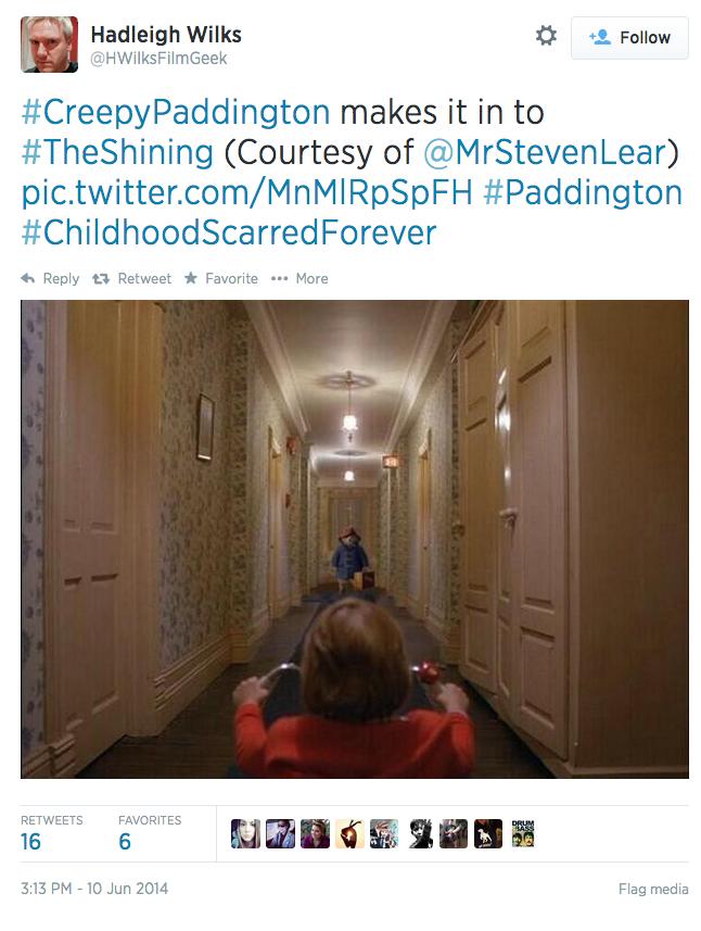 #creepypaddington