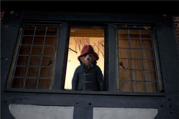 Super Creepy Paddington