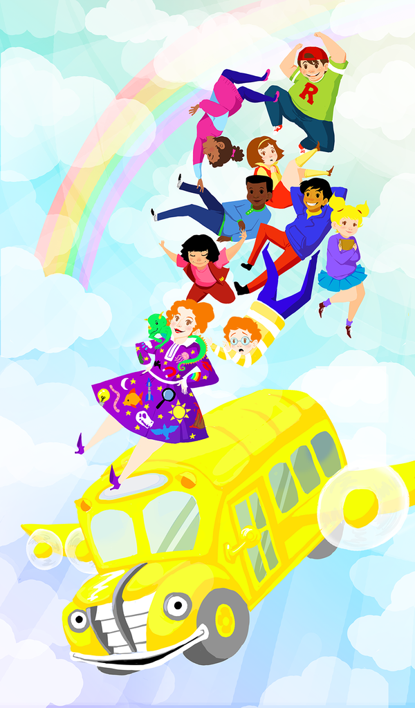 The Magic School Bus Class Tagged Magic School Bus on