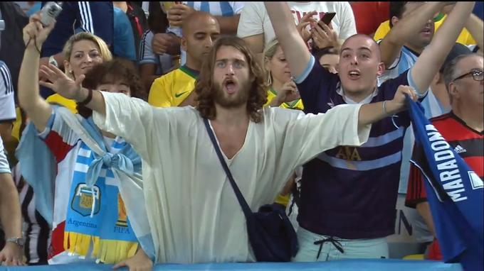Jesus is form argentina