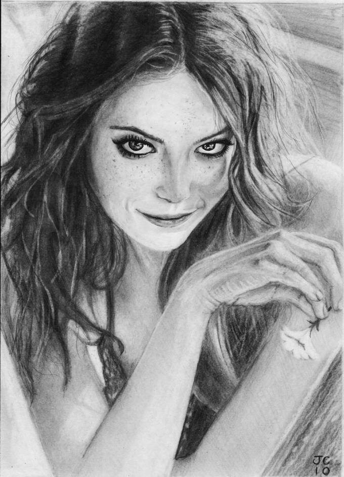 Emma Sketch