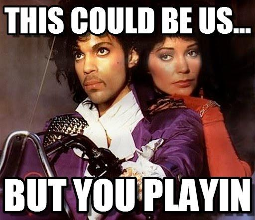 prince could be us