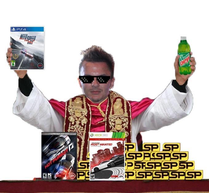 Need For Speed Savior