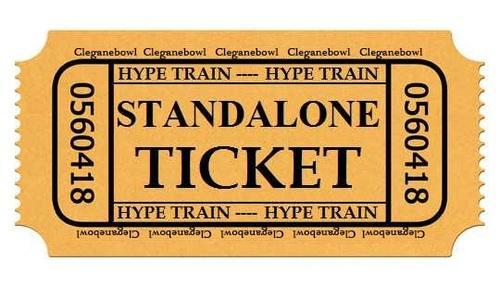 Hype ticket
