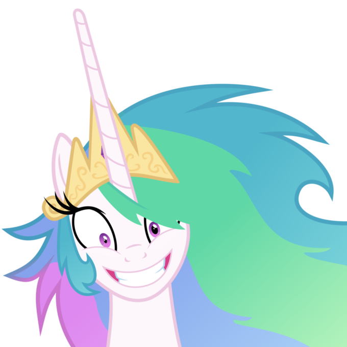 Celestia S Crazy My Little Pony Friendship Is Magic