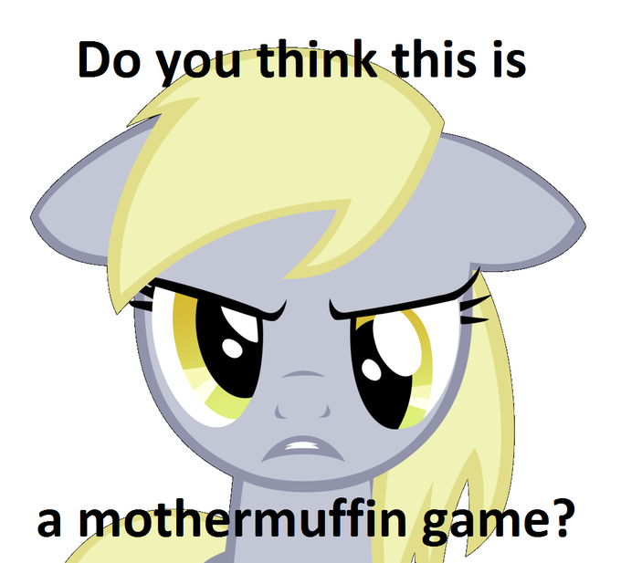Muffins are srs bsns