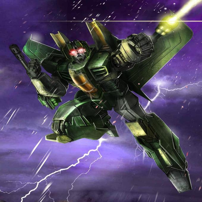 Transformers Legends Acid Storm