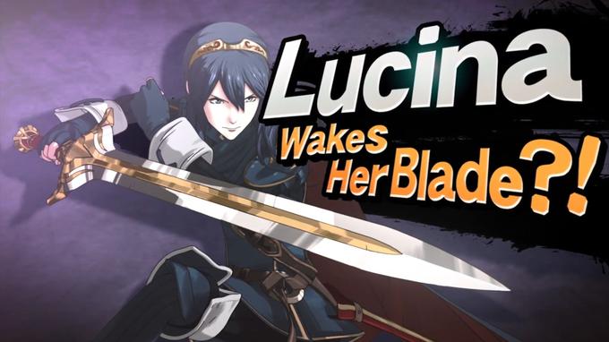 Lucina Confirmed