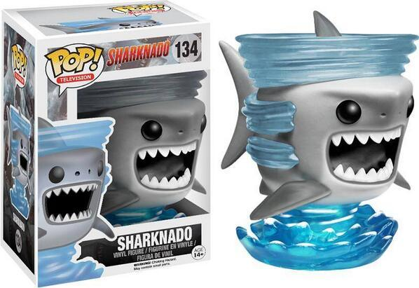 Sharknado Vinyl Figure