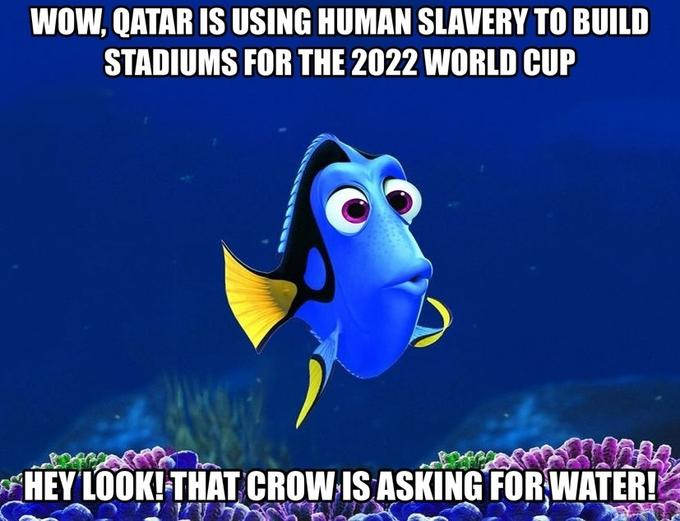 Wow Qatar Is Using Human Slavery To Build Stadiums For The  World Cup Hey