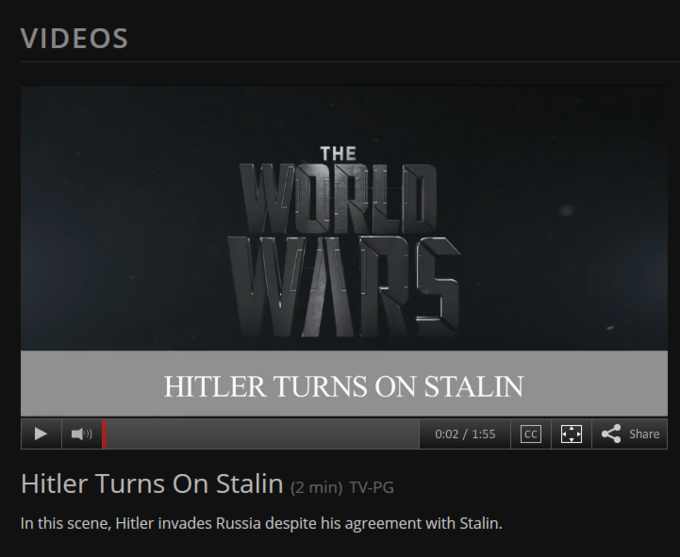 Hitler Turns on Stalin
