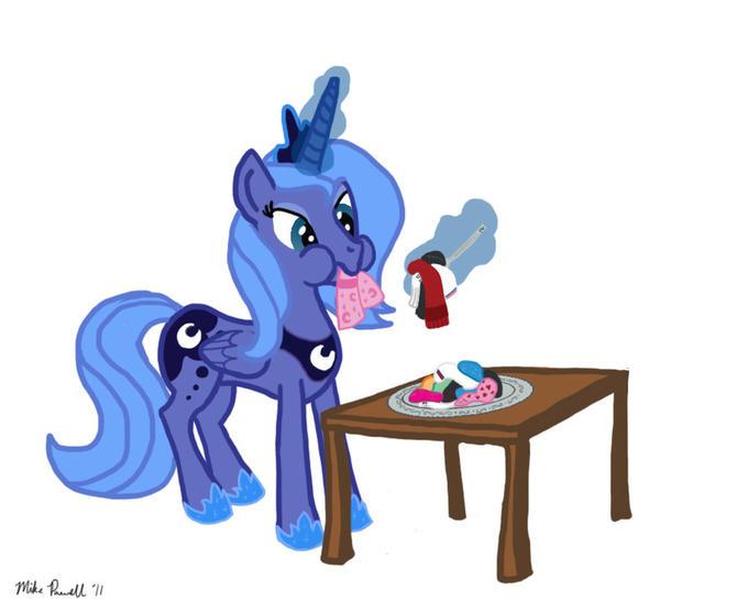 Socks in ponies