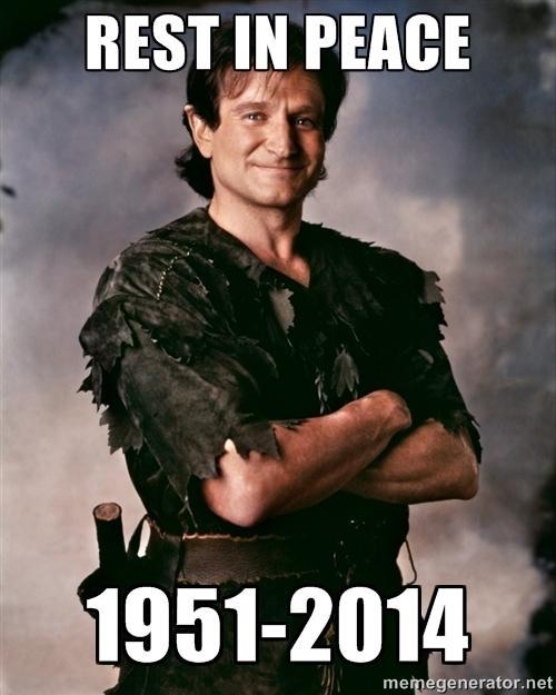 R.I.P Robin Williams