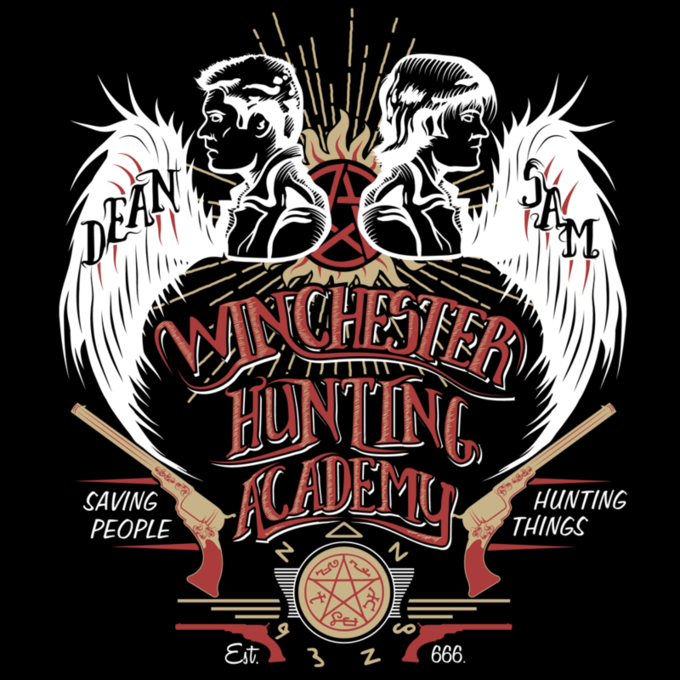 Family Business (Winchester Hunting Academy)