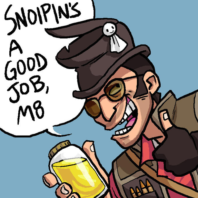 Tf2 Sniper Meme Gibus know your meme