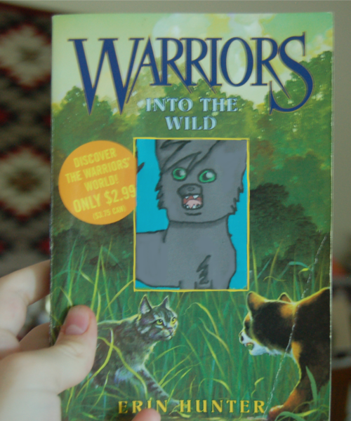 Book Trailer For Warriors Into The Wild: Warriors/Warrior Cats/Cat Warriors