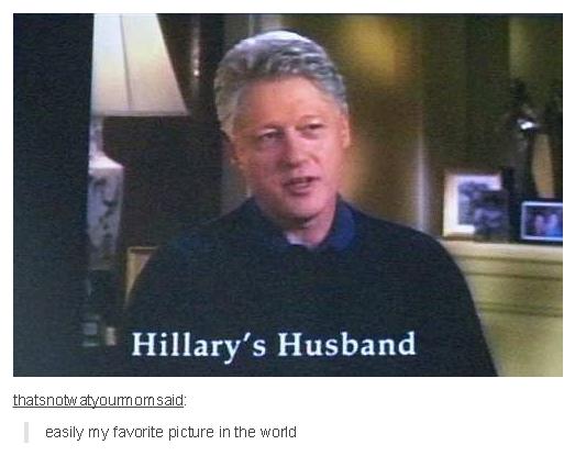 Meet Bill, Hillary Clinton's Husband