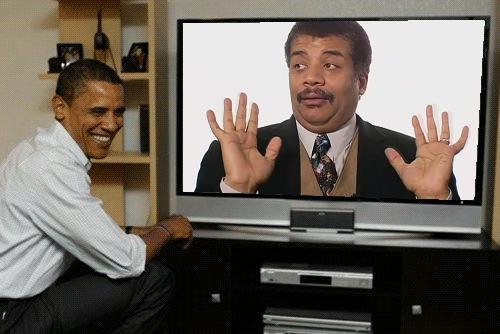 Barack Obama Being Badass   Barack Obama Watching TV ... Obama Badass