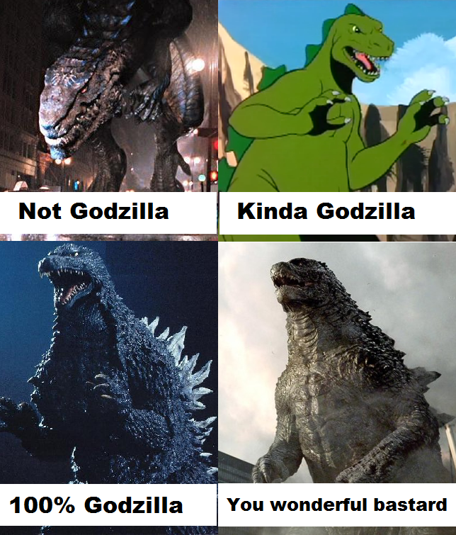 Godzilla Quotes: Know Your Meme