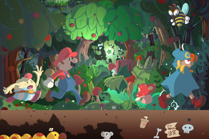 Super mario rpg rawest forest newgrounds dating