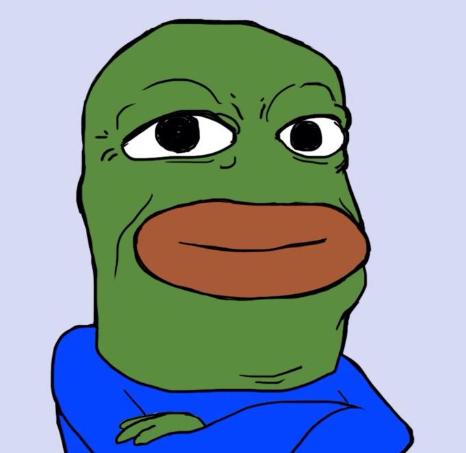 Pepe Meme Frog
