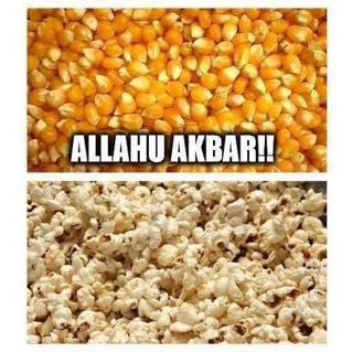 KEEP CALM AND ALLAHU AKBAR Poster | Lucas | Keep Calm-o-Matic
