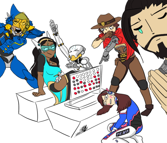 overwatch 4 0 lucio drop the beat   page 27 penny