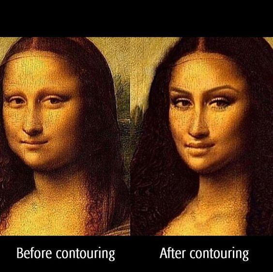d06 before and after contour know your meme