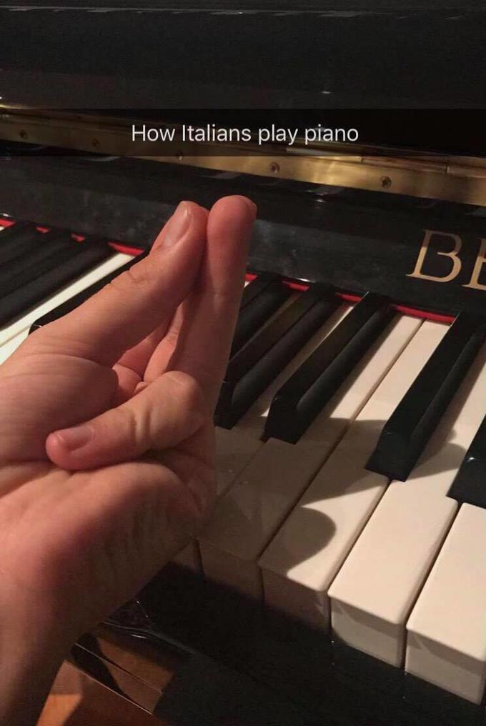 144 how italians do things know your meme