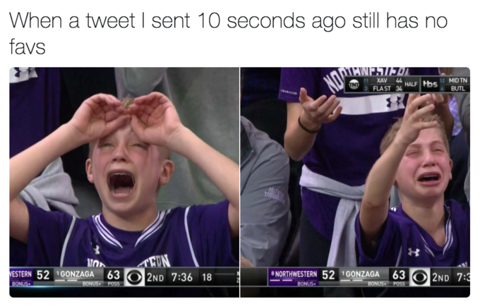 48a crying northwestern kid know your meme